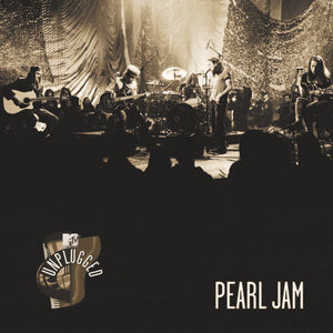 PEARL JAM UNPLUGGED LP