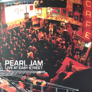PEARL JAM LIVE AT EASY STREET LP