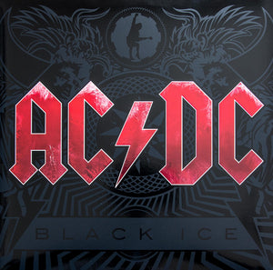 AC/DC BLACK ICE LP