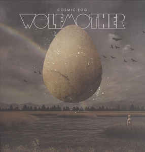 WOLFMOTHER COSMIC EGG LP