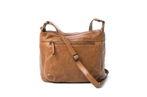 RUGGED HIDE VALENCIA CROSS BODY BAG
