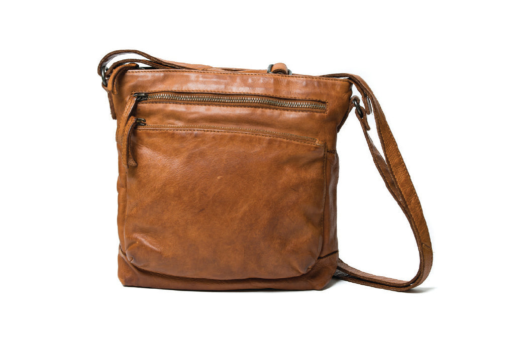 RUGGED HIDE ALABAMA BAG