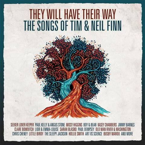 V/A THEY WILL HAVE THEIR WAY THE SONGS OF TIM & NEIL FINN 2LP