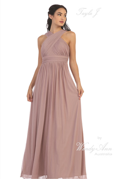 T0823 (BLUSH, SILVER, BURGUNDY, MAUVE, DUST ROSE + NAVY)