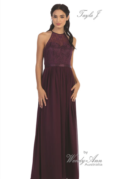 T2123 (BURGUNDY, BLACK, PLUM, DUST ROSE, CHAMPAGNE + MINT)