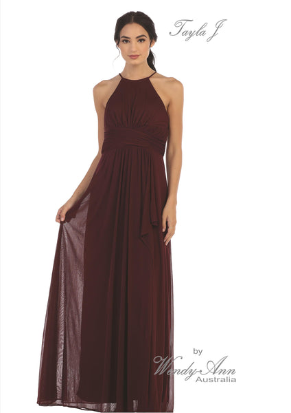 T2823 (BLUSH, BURGUNDY, DUST ROSE, MAUVE, NAVY & ROYAL)