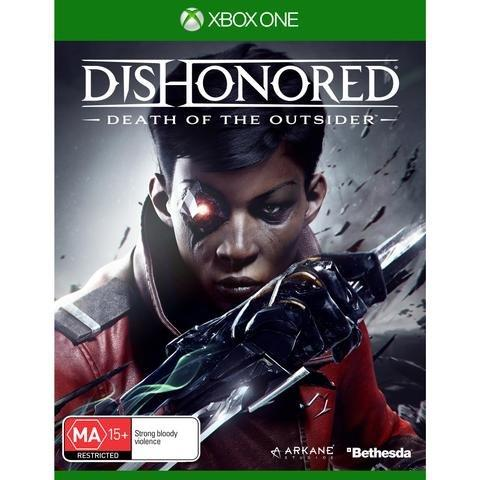 XBOX ONE DISHONORED DEATH OF THE OUTSIDE