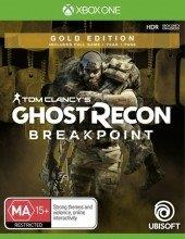 TOM CLANCY'S GHOST RECON BREAKPOINT GOLD ED