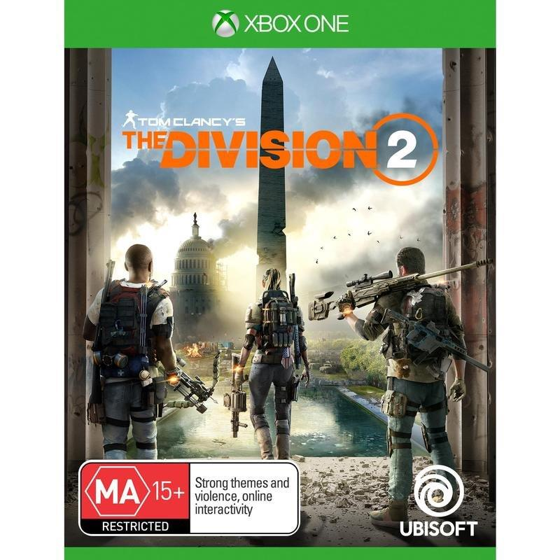 XBOX ONE DIVISION 2 TOM CLANCY'S