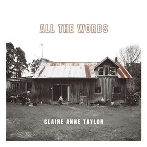 CLAIRE ANNE TAYLOR ALL THE WORDS LP