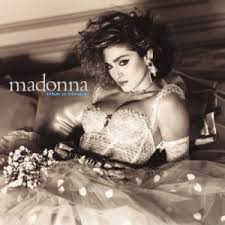 MADONNA LIKE A VIRGIN (WHITE VINYL) LP