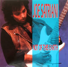 JOE SATRIANI NOT OF THIS EARTH LP
