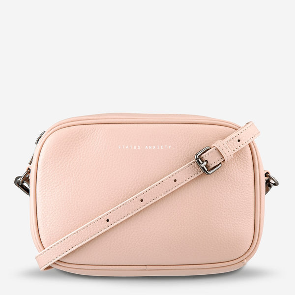 STATUS ANXIETY PLUNDER BAG DUSTY PINK
