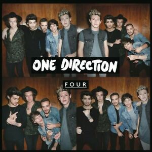 ONE DIRECTION FOUR LP