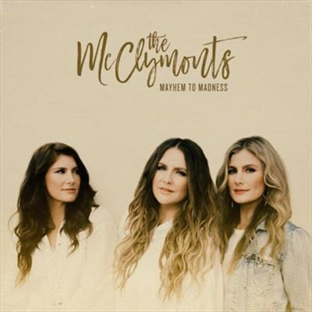 THE MCCLYMONTS MAYHEM TO MADNESS (TRANSPARENT BEER LP)