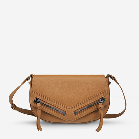 STATUS ANXIETY TRANSITORY BAG TAN