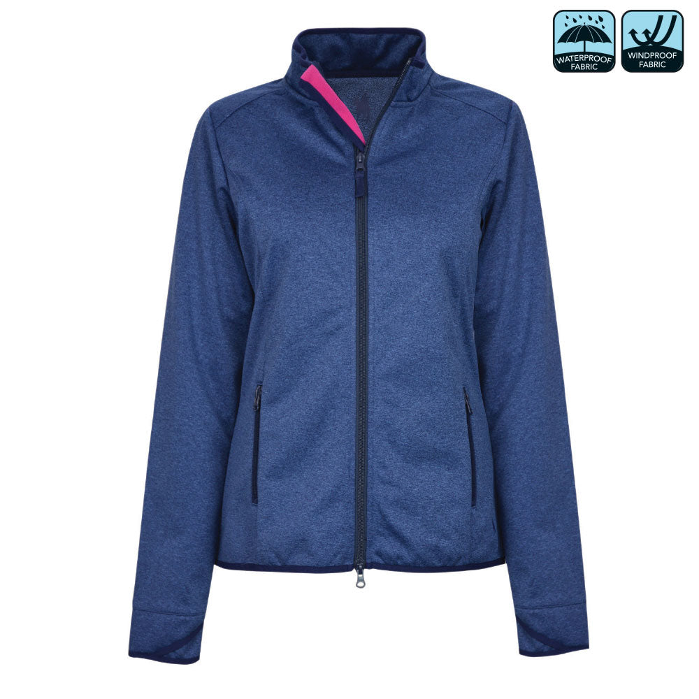 THOMAS COOK HILLIER JACKET NAVY MARLE