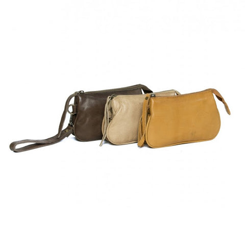 RUGGED HIDE GEELONG SLING CLUTCH