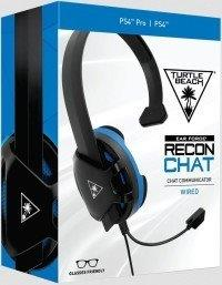 PS4 TURTLE BEACH HEADSET RECON CHAT