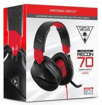 NINTENDO SWITCH TURTLE BEACH RECON GAMING HEADSET