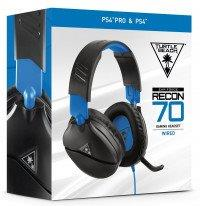 PS4 TURTLE BEACH HEADSET RECON 70P
