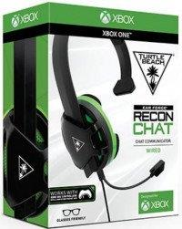 XBOX ONE TURTLE BEACH HEADSET RECON CHAT