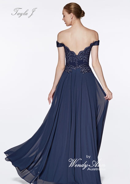 T8527 (MAUVE, SMOKEY BLUE, NAVY, BLACK, BURGUNDY, EGGPLANT + PARIS BLUE)