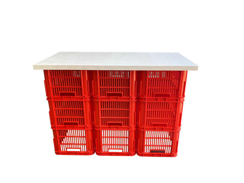 LUG Crate tables