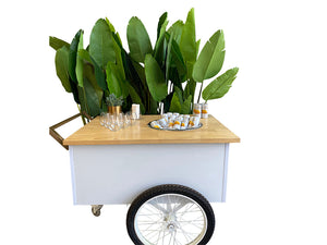 3- Wheeler Bar Cart