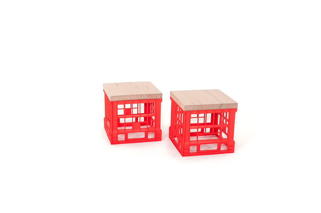 Milk Crate series