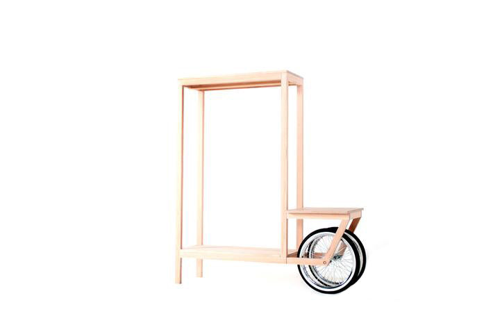 Boxed cart frame ( VM Display)