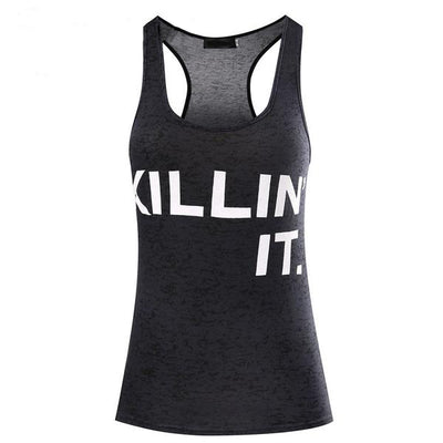Killin' It Workout Tank Top