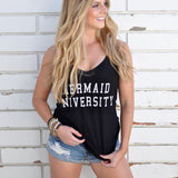 Mermaid University Tank Top