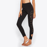 Laser Cut Leggings