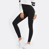 Perforated Side Leggings