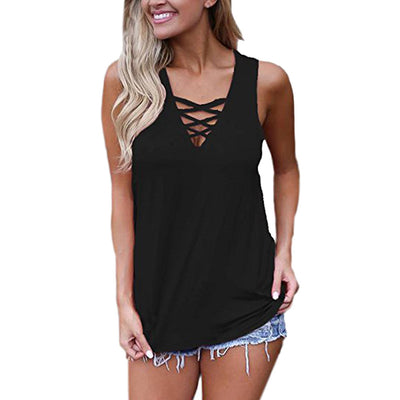 Lattice Tank Top