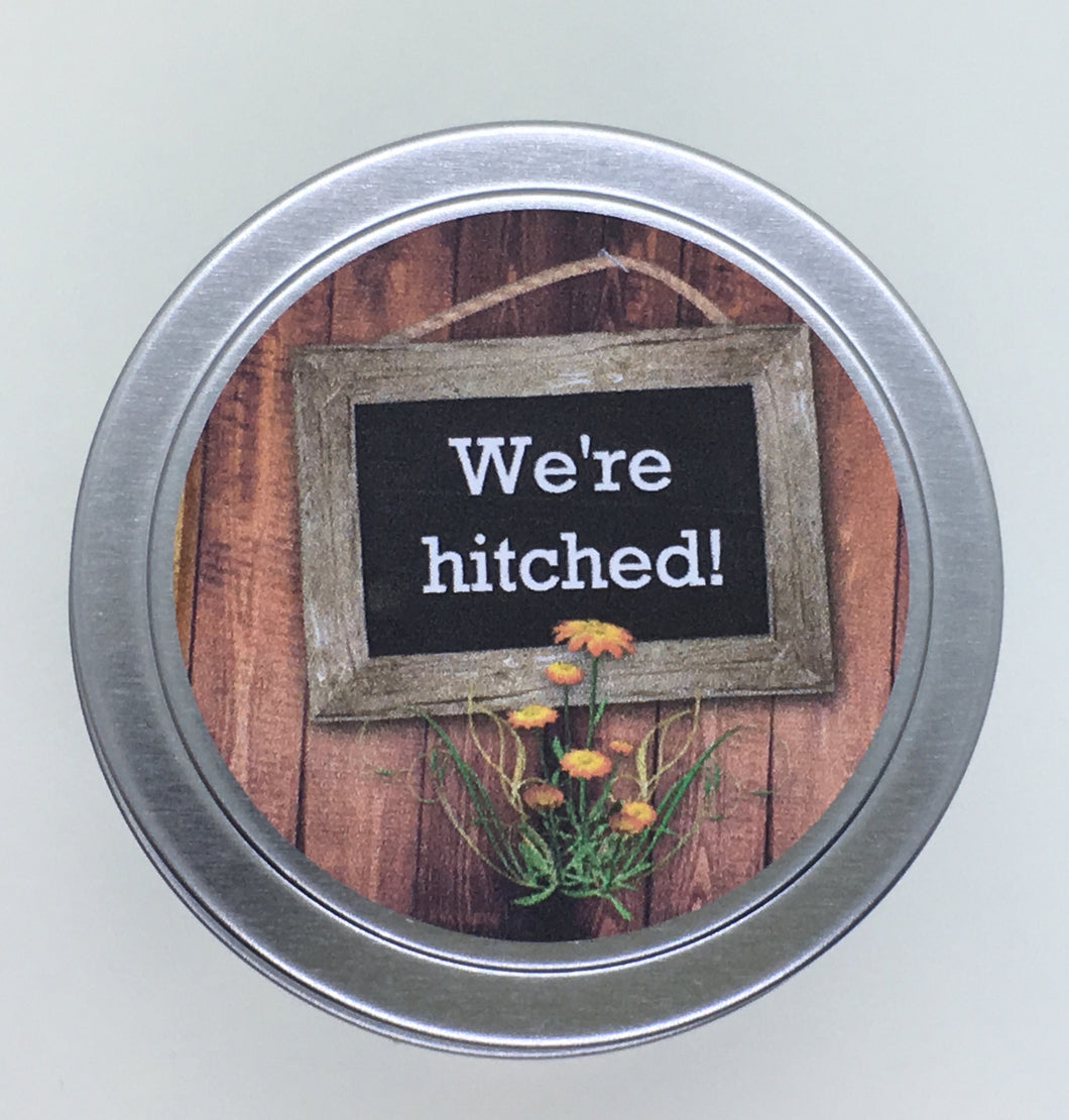 We're Hitched! - Green Tree Karma
