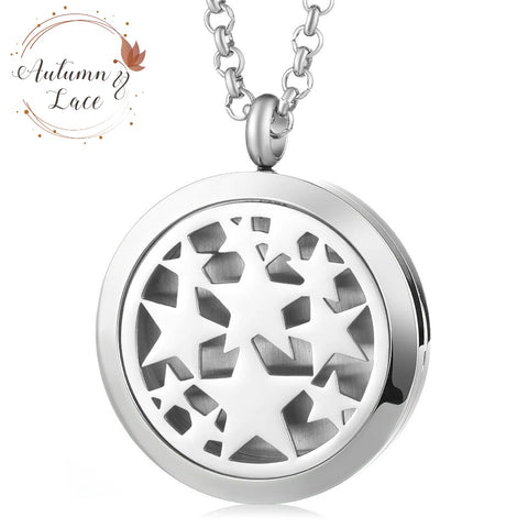 Diffuser Necklace - Stars
