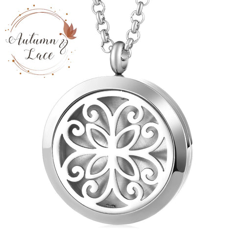 Diffuser Necklace - Flower