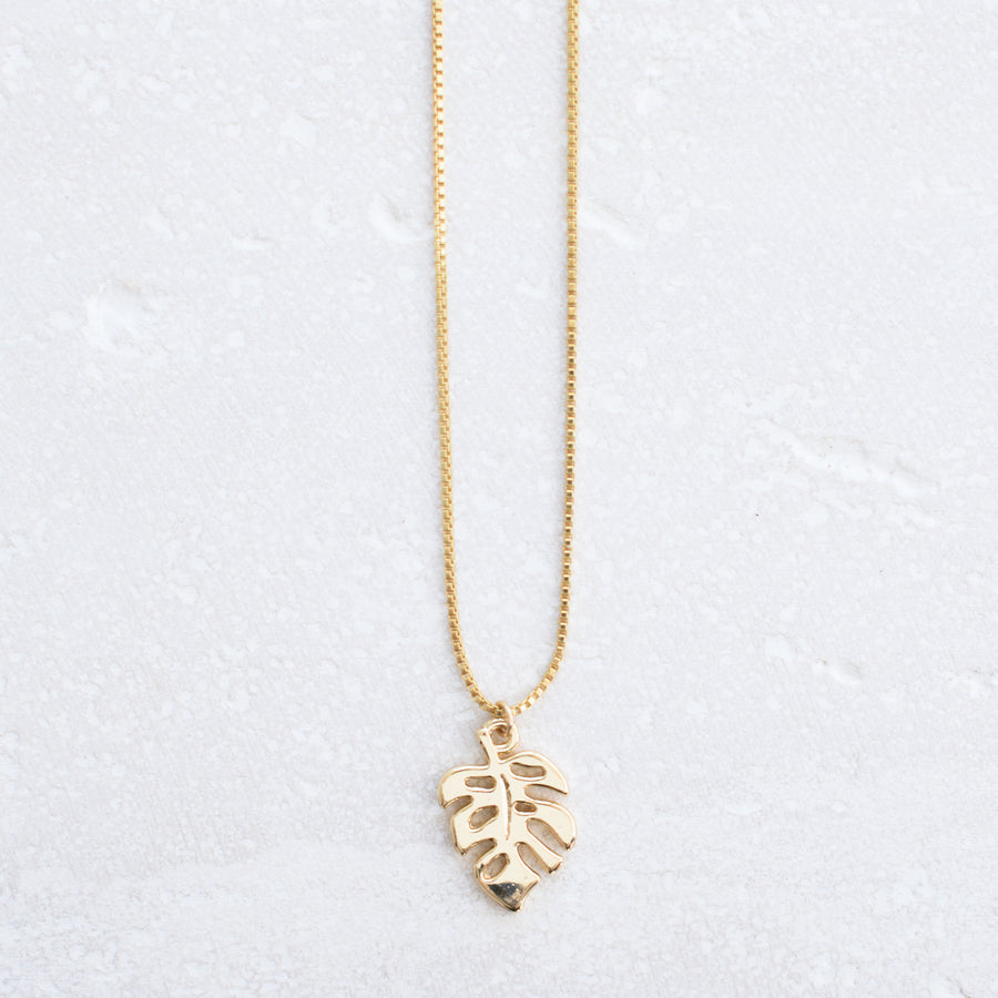 Keep It Tropical Necklace