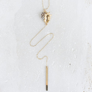 Tropical Shell Lariat