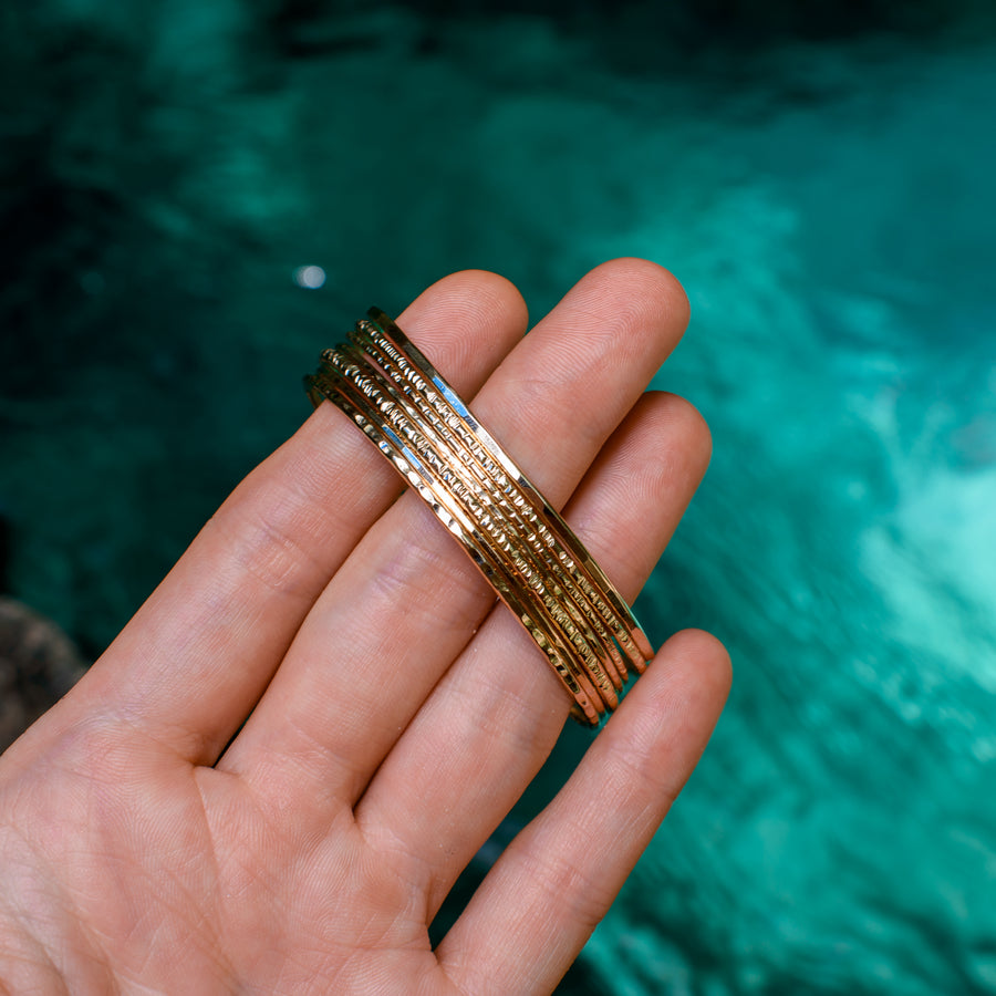 Basic Oahu Bangle