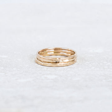14K Basic Kauai Ring