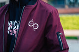 Mens CCU Jacket - Maroon