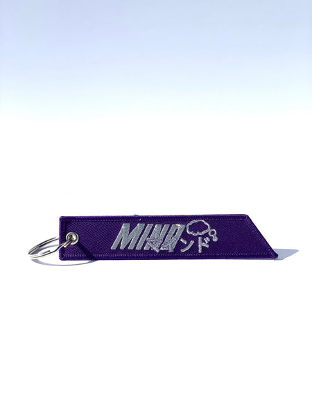 Purple Mind Jet Tag
