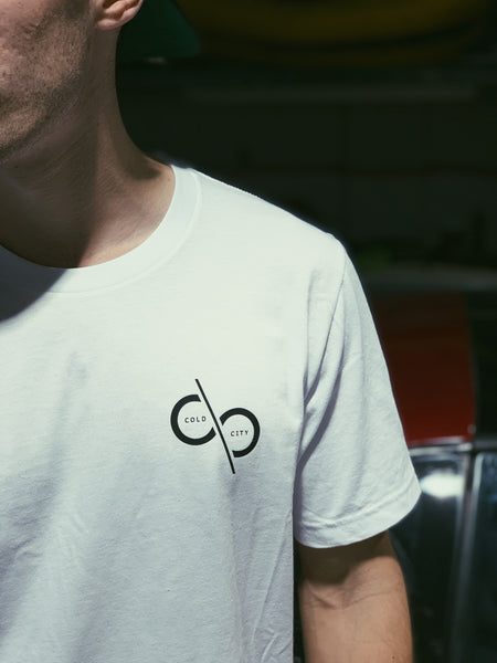 Cold City Shirt - White