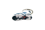 "Hand-Painted AJ 6 (VI) Retro - ""Olympic"""