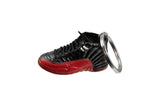 "Hand-Painted AJ 12 (XII) Retro - ""Flu Game"""