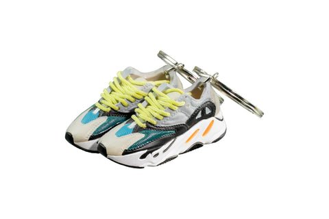 "Hand-Painted YB 700 - ""Wave Runner"""