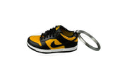 "Hand-Painted Dunk SB Low - ""Orange Flash"""